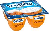 Le liégeois caramel - Product - fr
