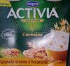Activia Granola Graines d'Amarante - Produit