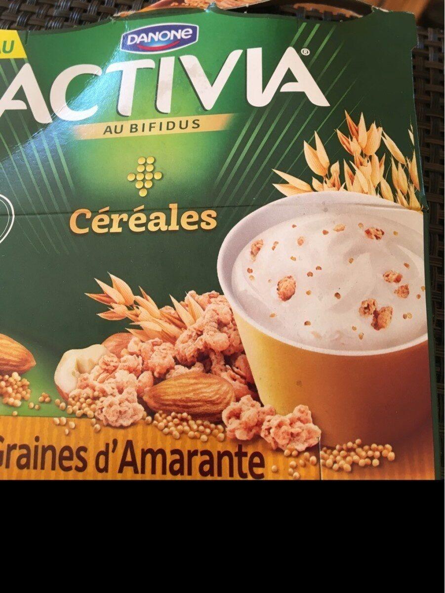 Activia Granola Graines d'Amarante - Product - fr
