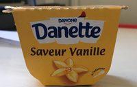 Danette Saveur vanille - Product - fr