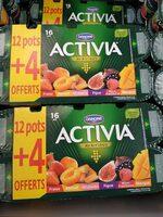 Activia - Produit - fr