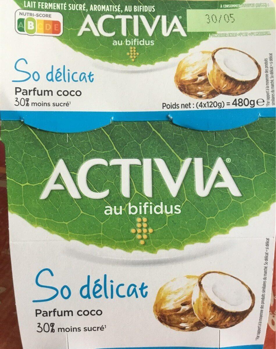 So délicat parfum coco - Product