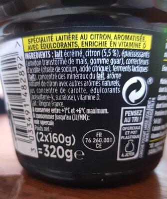 hipro - Ingredients