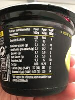 hipro - Nutrition facts