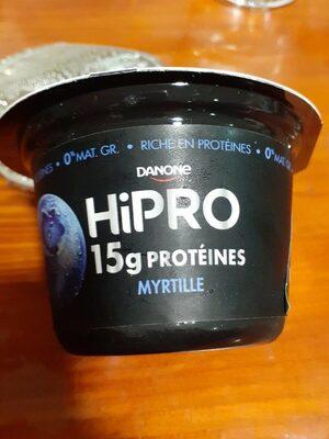 Hipro myrtille - Product - fr