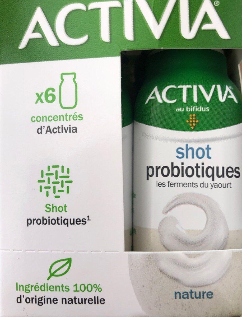 Shot probiotiques - Product