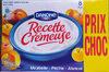 Recette crémeuse Mirabelle-Pêche-Abricot - Prodotto