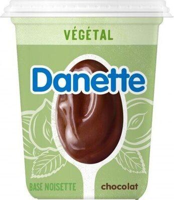 Dessert végétal Noisette Chocolat - Produit - fr