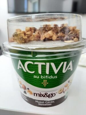 Activia mix&go - Product - fr