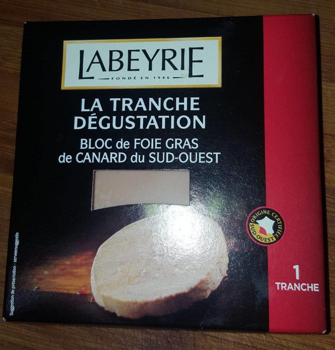 Foie Gras de canard du sud ouest - Product - fr