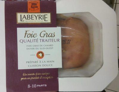Foie Gras Qualité Traiteur - Product - fr