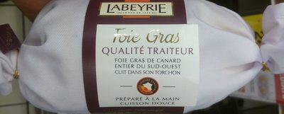Foie gras qualité traiteur - Produit