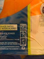 Truite Fumée - Recyclinginstructies en / of verpakkingsinformatie - fr