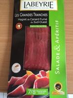 Magret canard fumé Labeyrie - Produit - fr