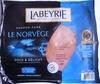 Saumon fumé Le Norvège - Doux & Délicat - Produit