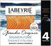 SAUMON SAUVAGE D'ALASKA FUME - Product