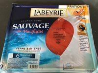 Saumon fume sauvage - Product - fr