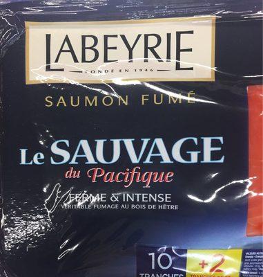 Saumon fume - Product