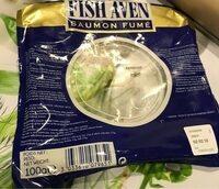 Saumon Fumé Fish Aven - Produit - fr