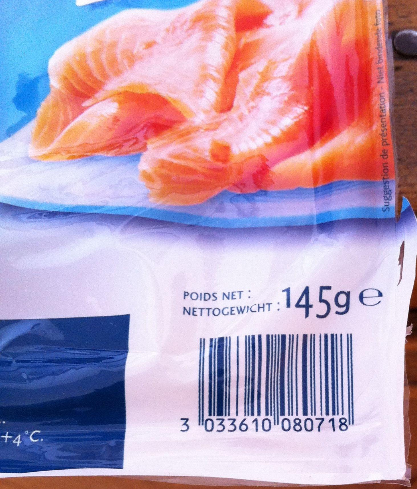 Saumon de Norvège - Produit