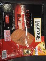 Saumon Fumé d'écosse - Product - fr