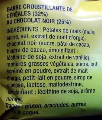 Sundy - Ingrédients - fr