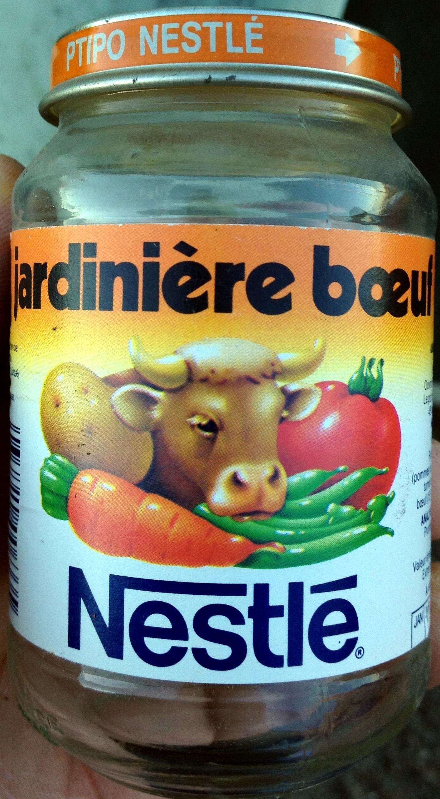 jardinière bœuf - Product - fr