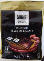 Eclat noir Fèves de cacao - Product - fr