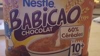 Babicao Chocolat - Product
