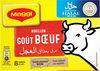 MAGGI Bouillon goût Bœuf Halal 8 tablettes - Produit