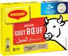 MAGGI Bouillon goût Bœuf Halal 8 tablettes - Prodotto