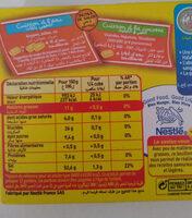 Tablette 8X10G Bouillon Volaille Halal Maggi - Ingrédients - fr
