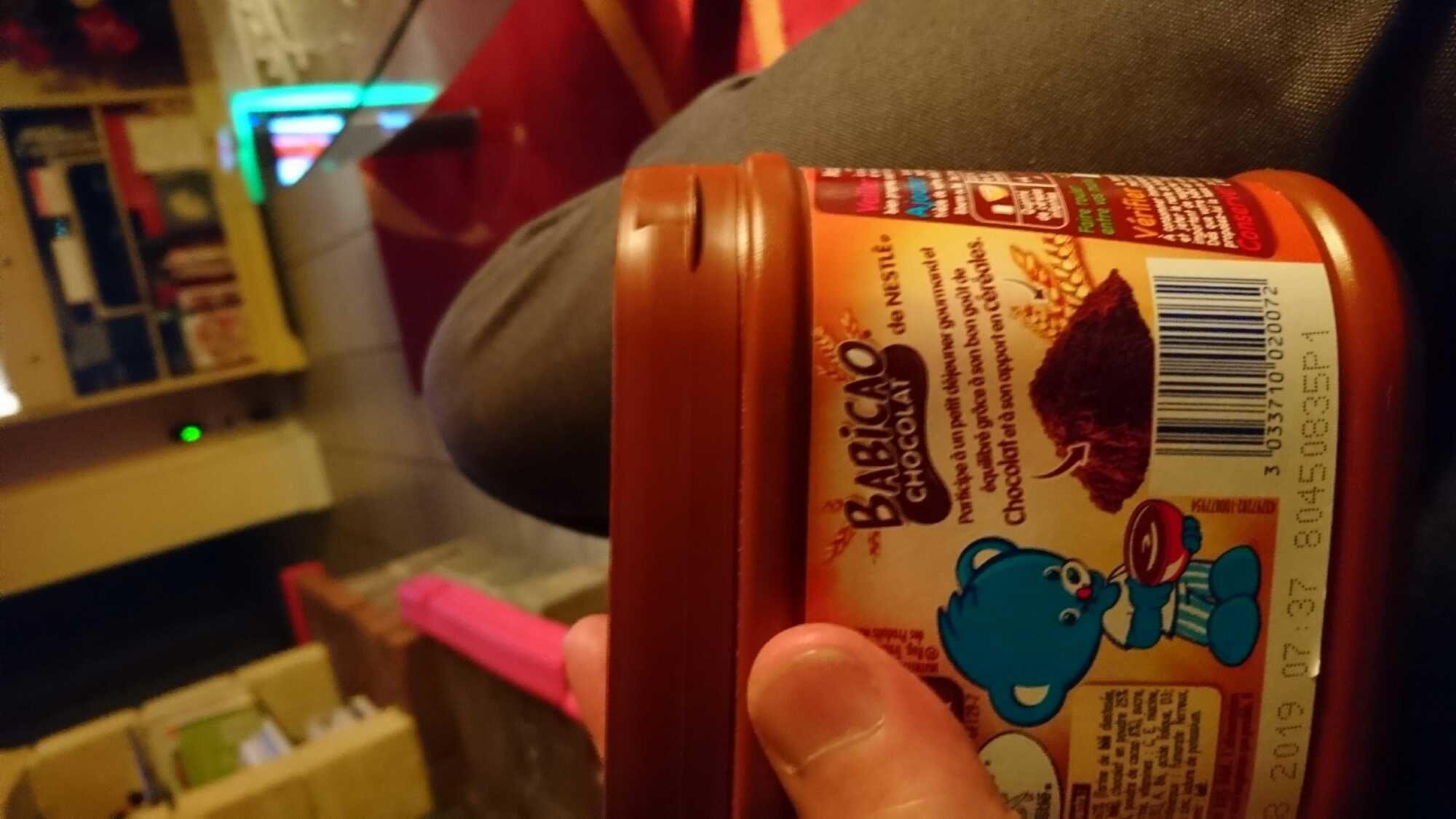 Babicao chocolat - Product - fr