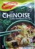 Soupe Chinoise nouilles, champignons noirs, épices - Product