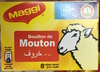 Bouillon de mouton - Product