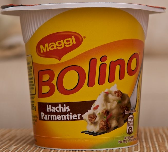 Hachis Parmentier - Bolino - Product - fr
