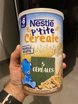 P'tite céréale - Prodotto - fr