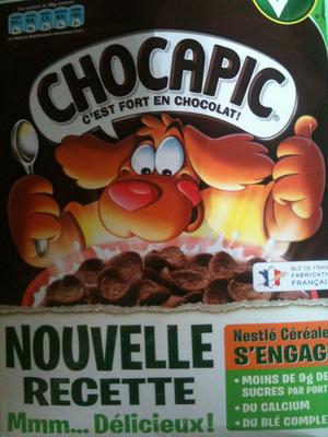 Nestlé - Chocapic - Product