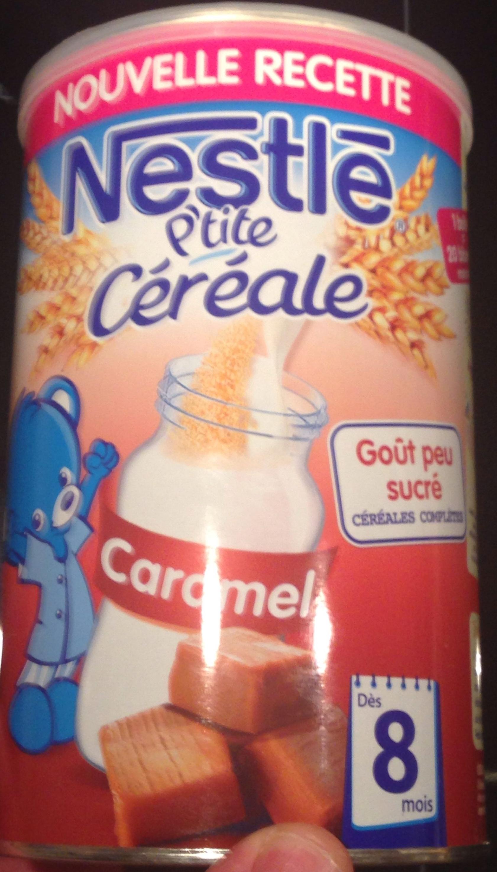 P'tite Céréale Caramel - Produit - fr