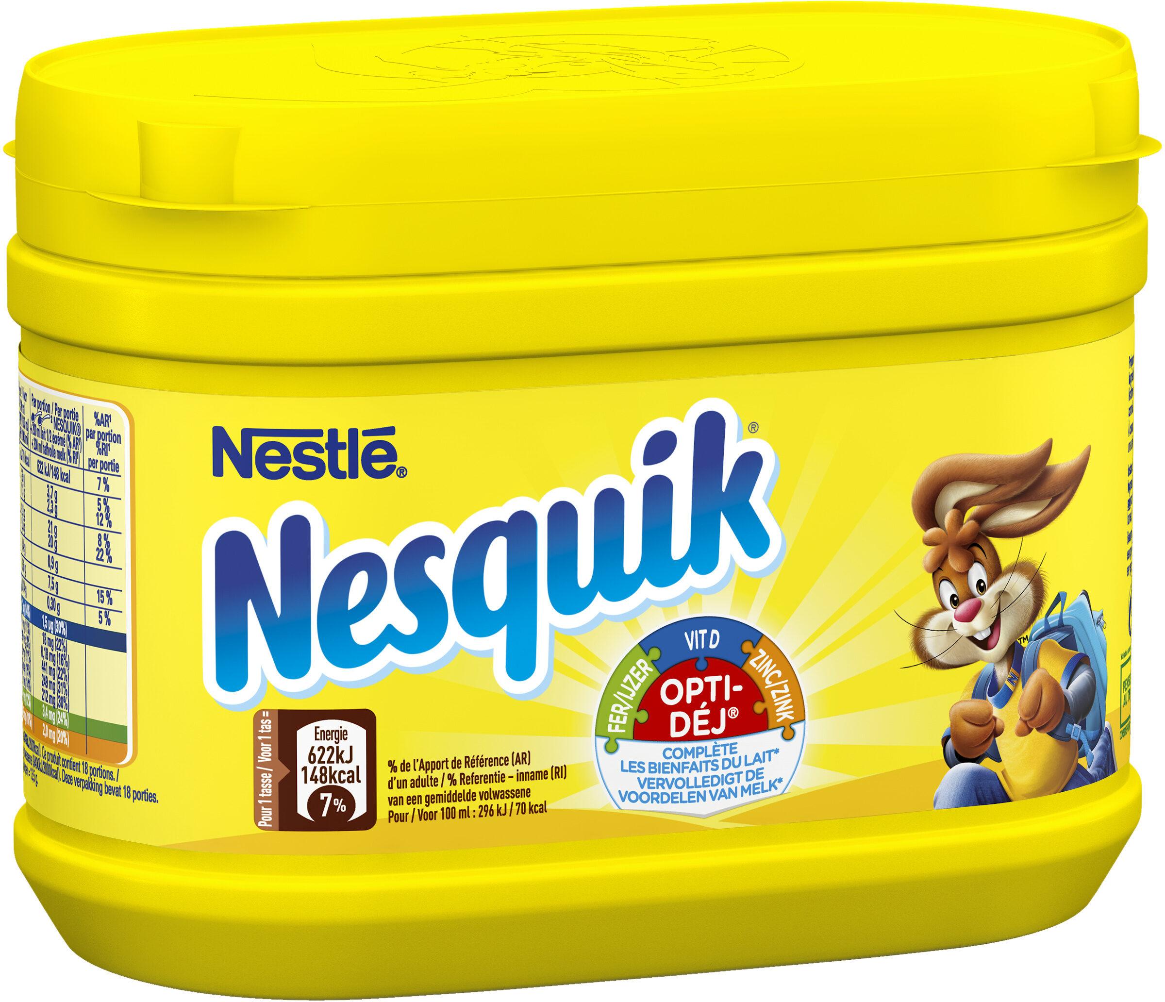 NESQUIK Poudre Cacaotée boîte - Produto - fr