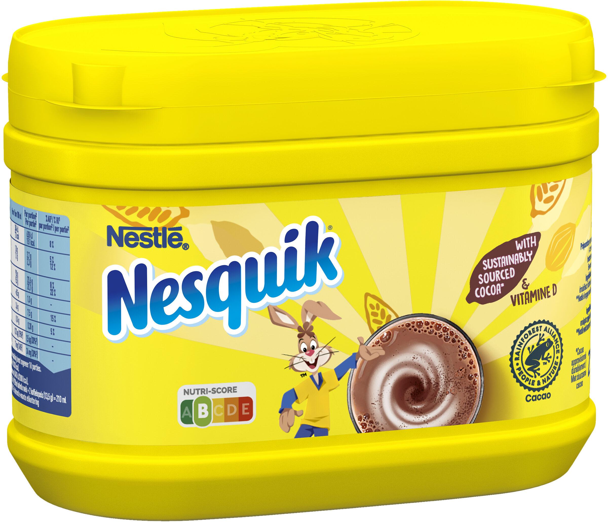 NESQUIK Poudre Cacaotée boîte - Produit - fr