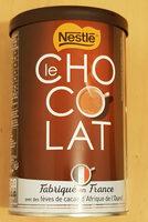 Le Chocolat - Produit - fr