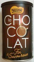 Le Chocolat Fin et Savoureux - Product