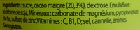 Nesquik® 450 g - Ingrediënten - fr