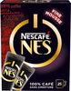 NESCAFE NES, Café Soluble, Boîte de 25 Sticks (2g chacun) - Prodotto