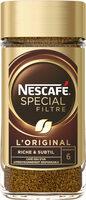 NESCAFE SPECIAL FILTRE L'Original Flacon de - Product - fr
