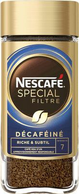 SPECIAL FILTRE Décaféiné - Product - fr