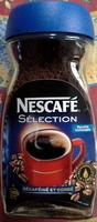 Nescafe Selection Décaféiné et corsé - Produit - fr