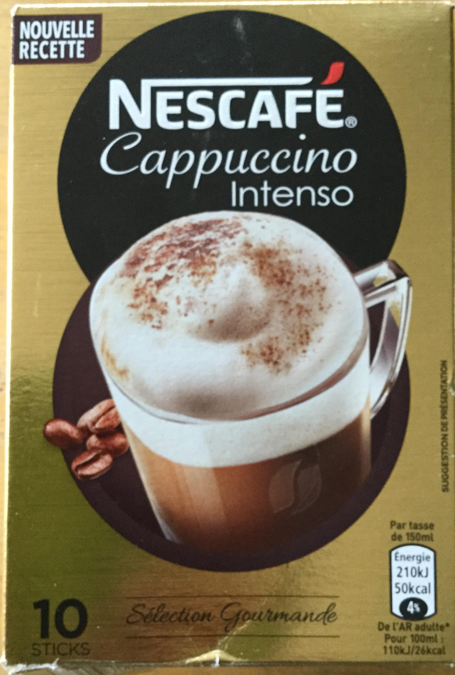 Nescafé Cappuccino Intenso - Produit