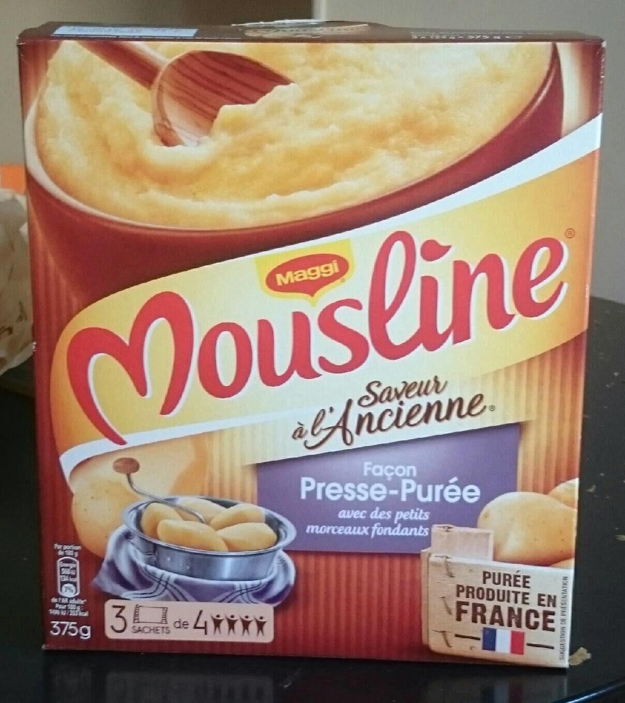 Mousline Saveur à l'Ancienne façon presse-purée - Product - fr
